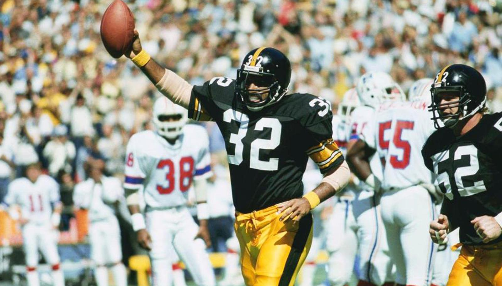 premium selection 13816 18af7 Four-Time Super Bowl Champion Franco Harris to be Guest of ...